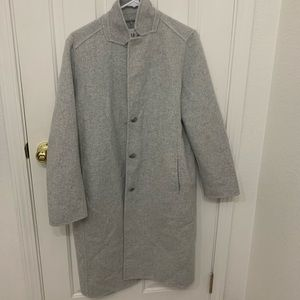 Women's wool coat GAP sz M